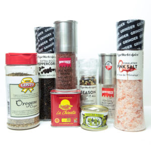 Alex Farm Humbertown Gourmet Cheese and Foods Etobicoke-Spices